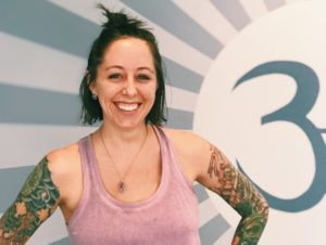 Tina Zeller Yoga Instructor
